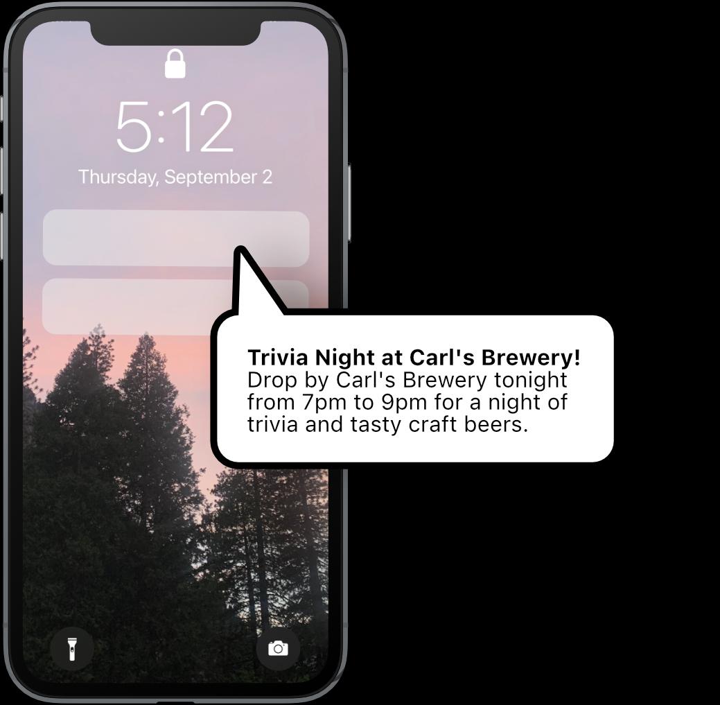 push-notification-on-iPhone